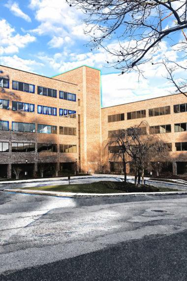 April Moran's office building